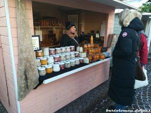 piața de crăciun din helsinki