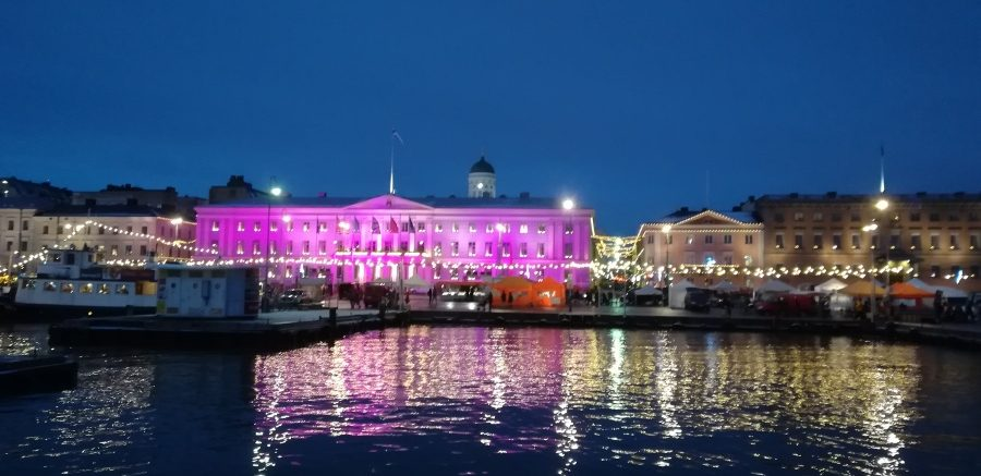 helsinki port noaptea
