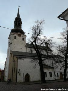 biserica sfintei fecioare tallinn