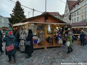 piața crăciun tallinn